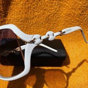 Super Vintage Big Frame Gucci Sunglasses 🎊